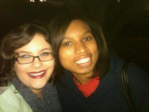 My friend and I at the parade last year! Post your photos to win a featured spot on Mississippi Minglin!